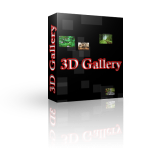 3D Gallery Component